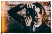 Tine Studioshooting - Peoplefotografie