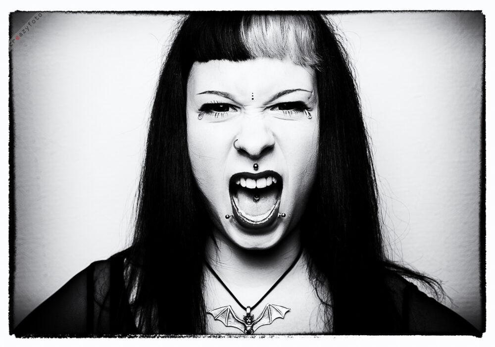 Beth Beyond - alternative Portrait Fotografie